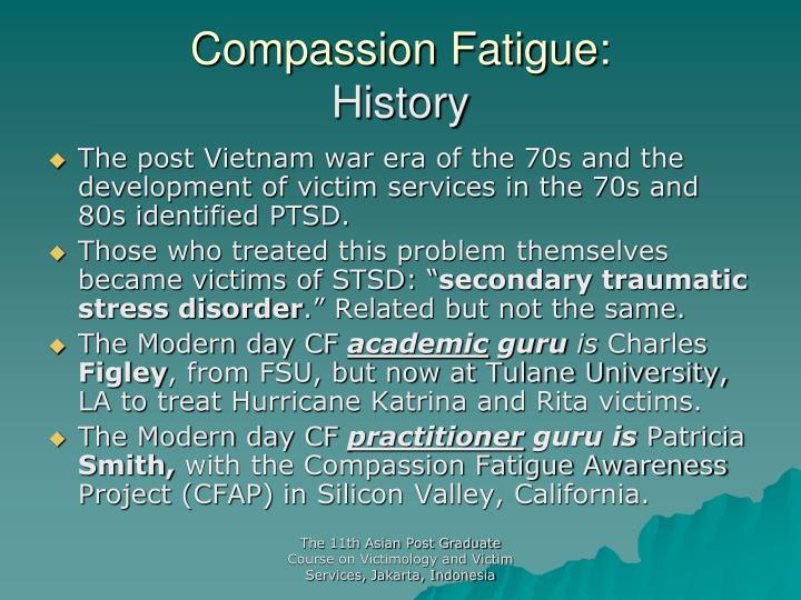combating compassion fatigue nursing