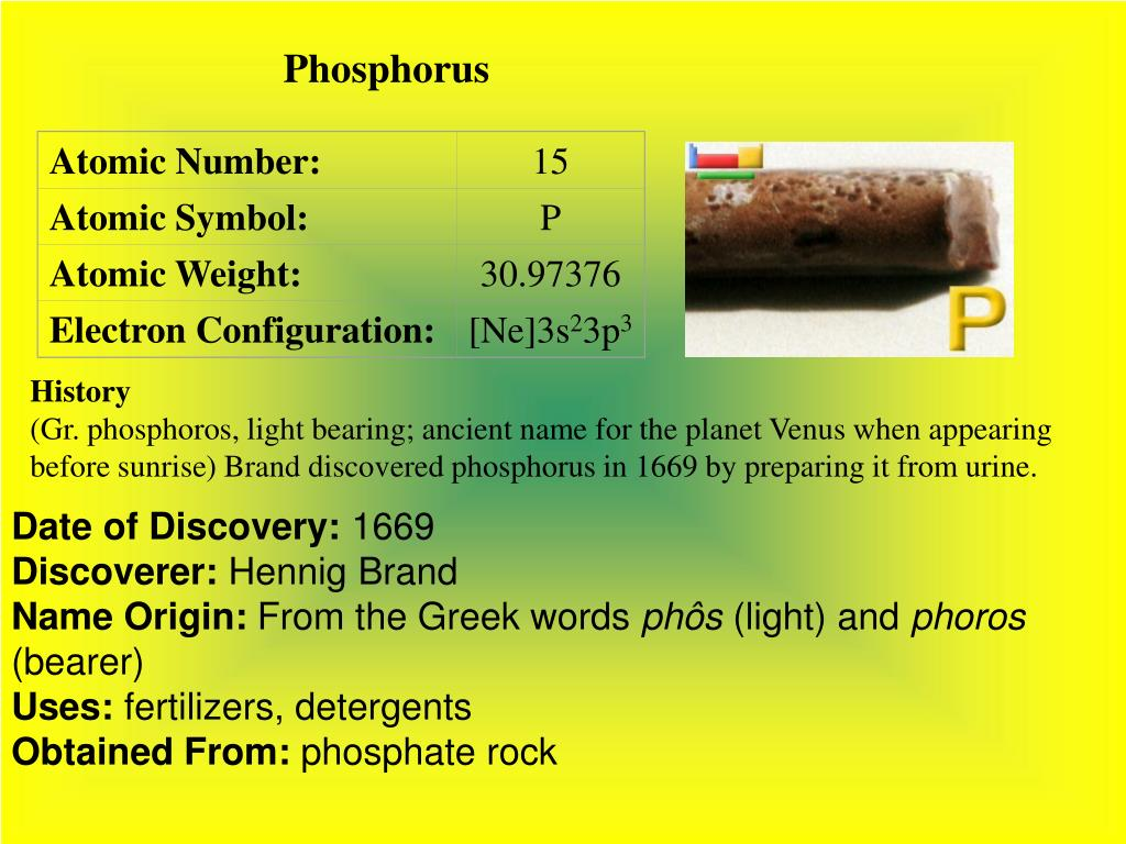 Hennig Brand Phosphorus Discovered Topsimages
