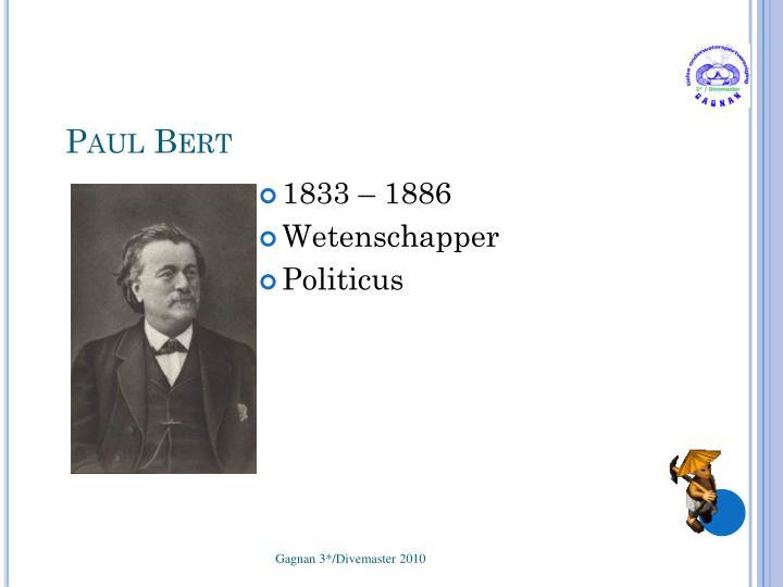 Paul Bert