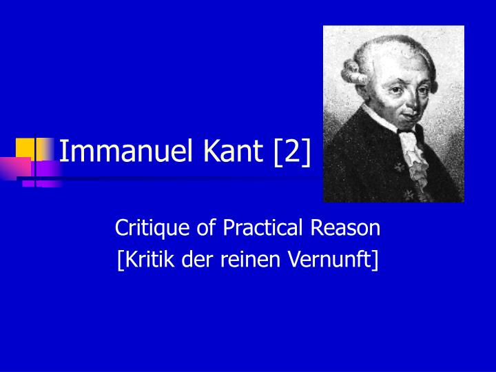 immanuel kant knowledge is both rational Kant's answer: the rationalists are right in saying that we can know about things in the world with certainty and the empiricists are right in saying that such knowledge cannot be limited merely to truths by definition nor can it be provided by experience.