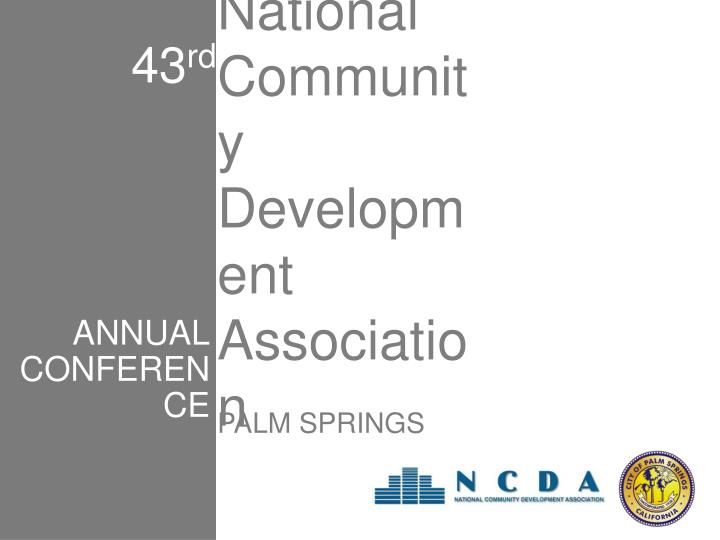annual conference n.