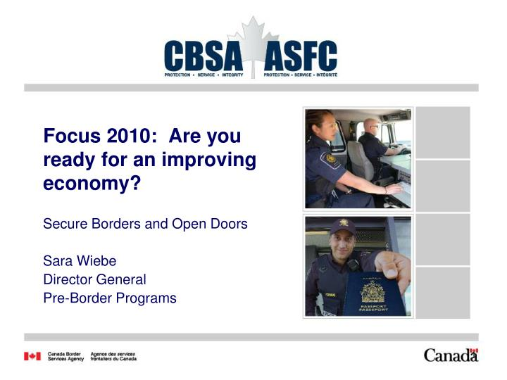 focus 2010 are you ready for an improving economy n.