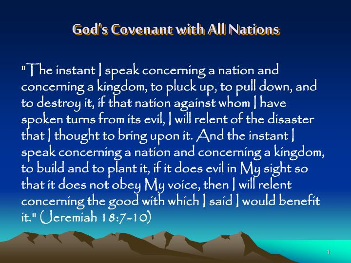 god s covenant with all nations n.