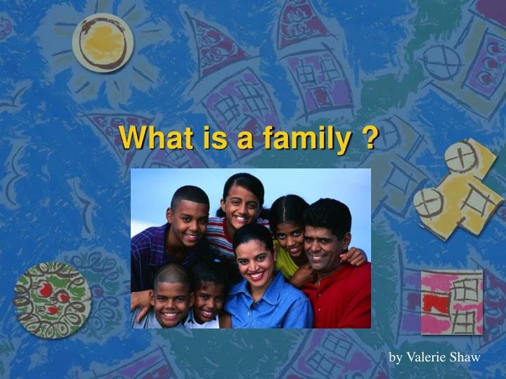 what is a family n.