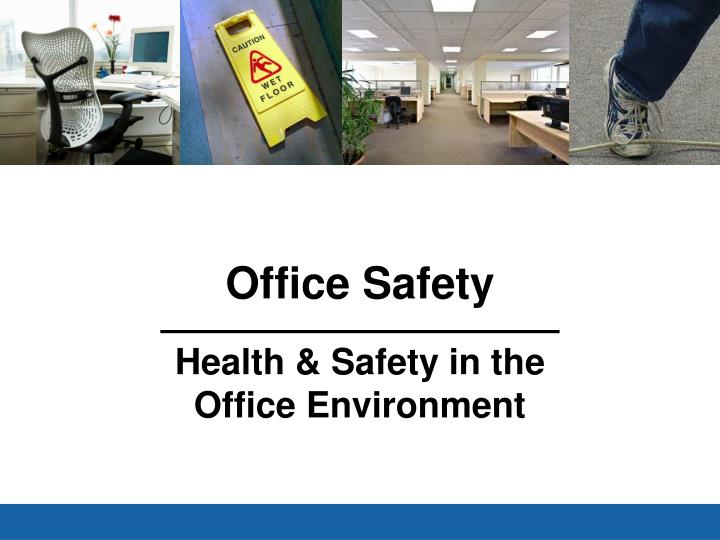 PPT - Office Safety PowerPoint Presentation - ID:1829121