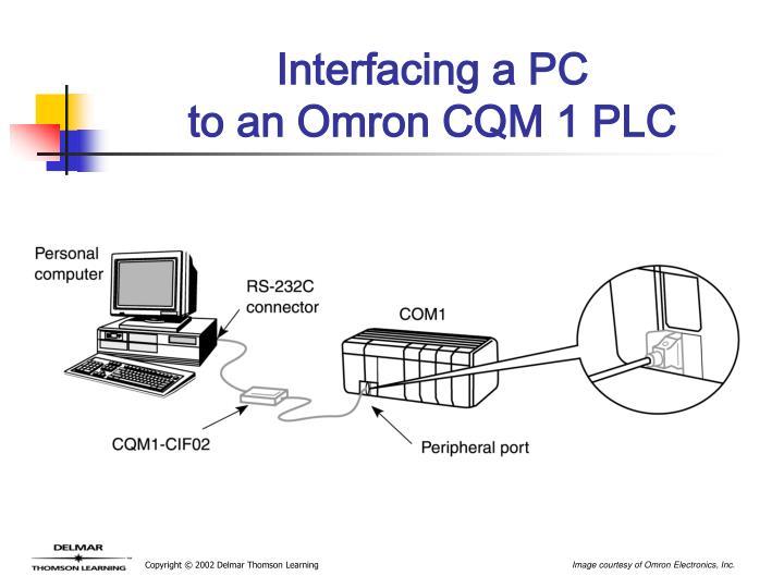 Interfacing a PC