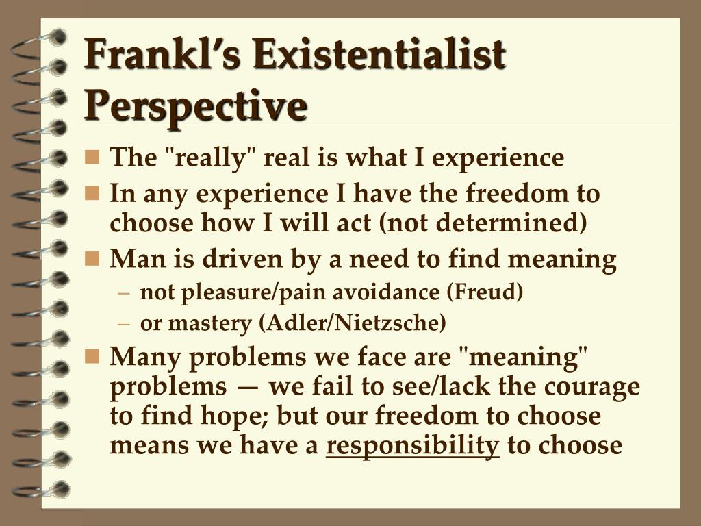 PPT - Viktor Frankl Man's Search For Meaning PowerPoint Presentation