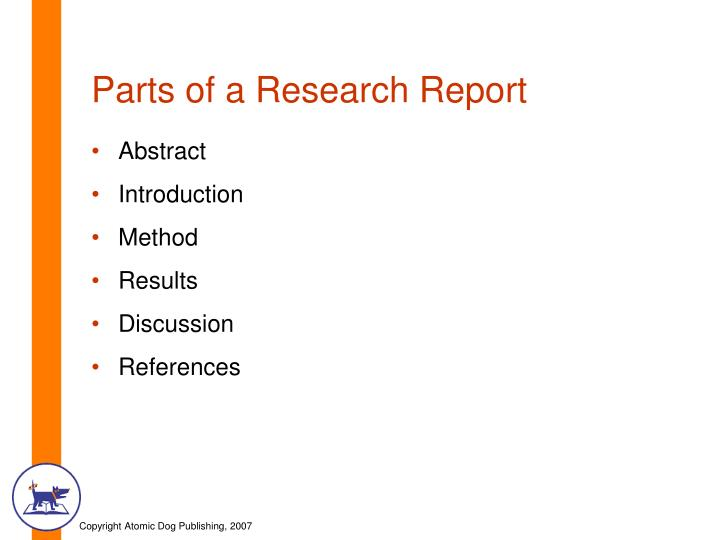 parts of introduction of a research paper Research paper introduction is essential part of your writing and it must be created according to certain rules it is true that when you write any kind of text you can push yourself too hard and cross borders of norms.