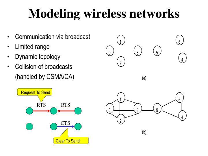 Communication via broadcast