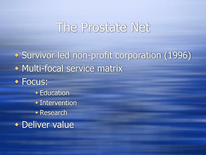The Prostate Net