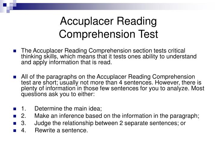 accuplacer writing prompts Stepsforcompletingatimedwriting essaybasedonaprovidedprompttheentireaccuplacer deconstructing the writeplacer for the college.