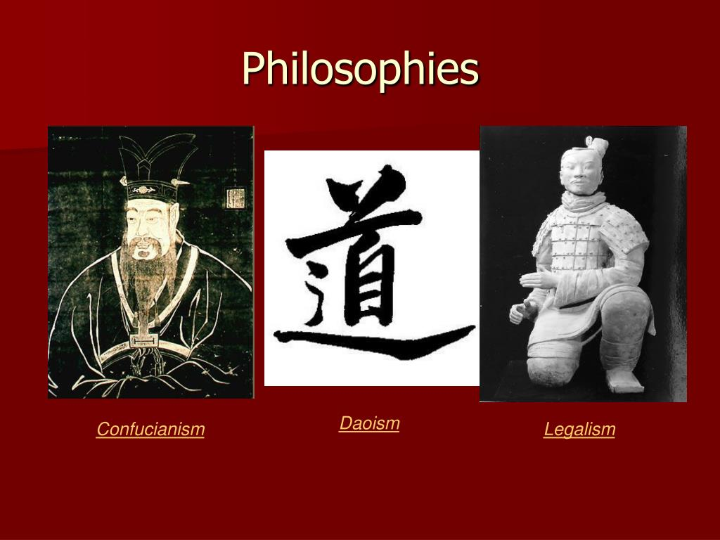 Legalism And Confucianism The Fundamental Basis Of