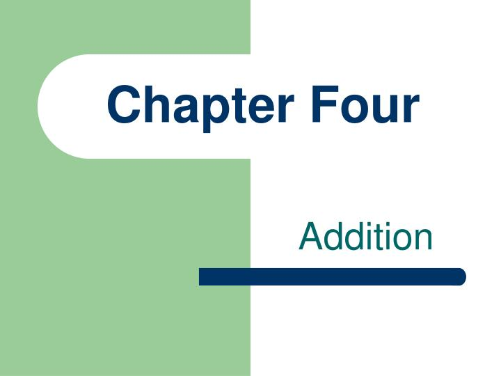 chapter four n.