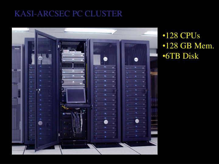 KASI-ARCSEC PC CLUSTER