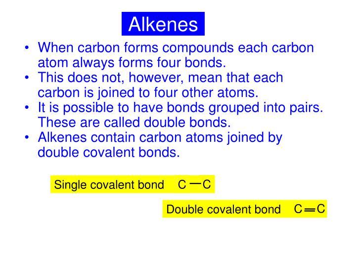 Alkenes1