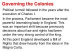 governing the colonies4