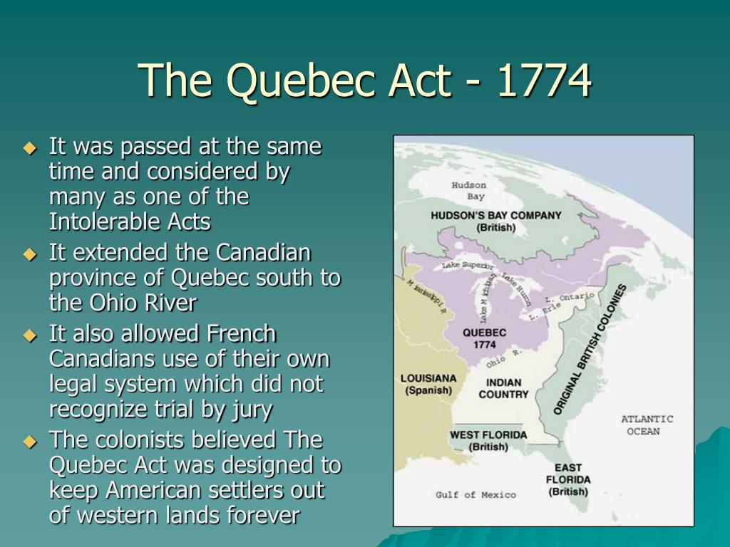 Quebec Government Believes Bill 74 Is Necessary For The Region