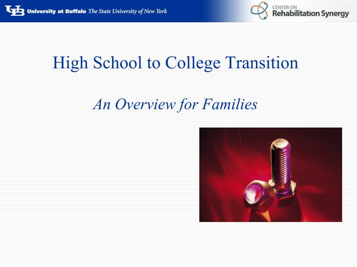 a report on the transition from high school to college life Have you ever wondered why college friends are so different from high school  why college friends are so different from  life, college life, dorm.