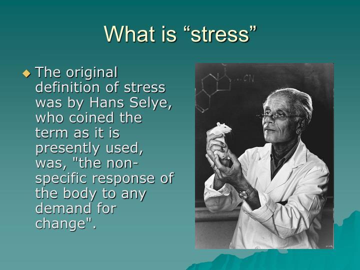 Ppt Stress Management Powerpoint Presentation Id 1834449