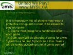 united we play www mysl ca13