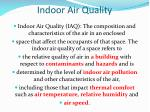 indoor air quality1