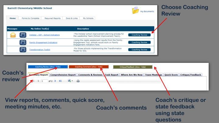 Choose Coaching Review