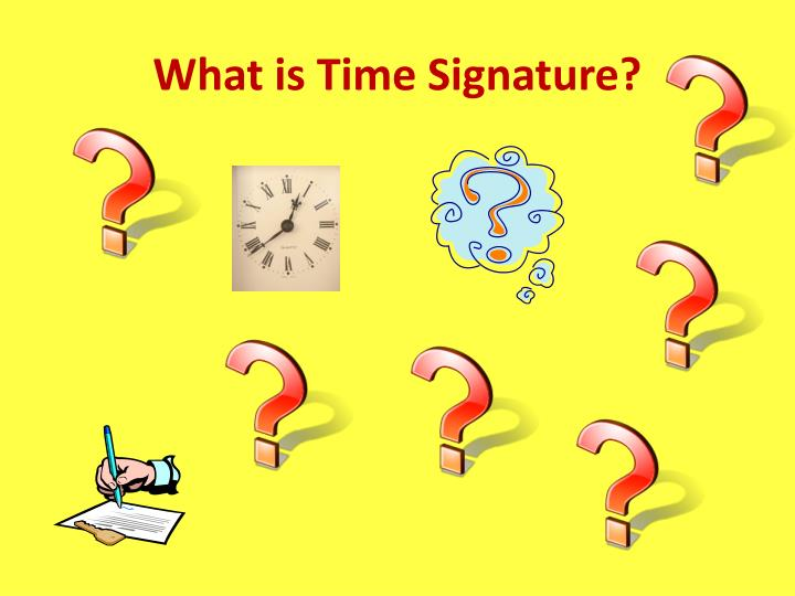 what is time signature n.