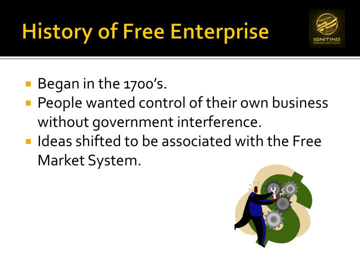 History of Free Enterprise