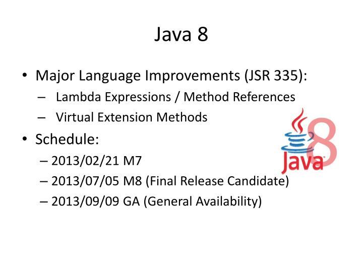 Java 8