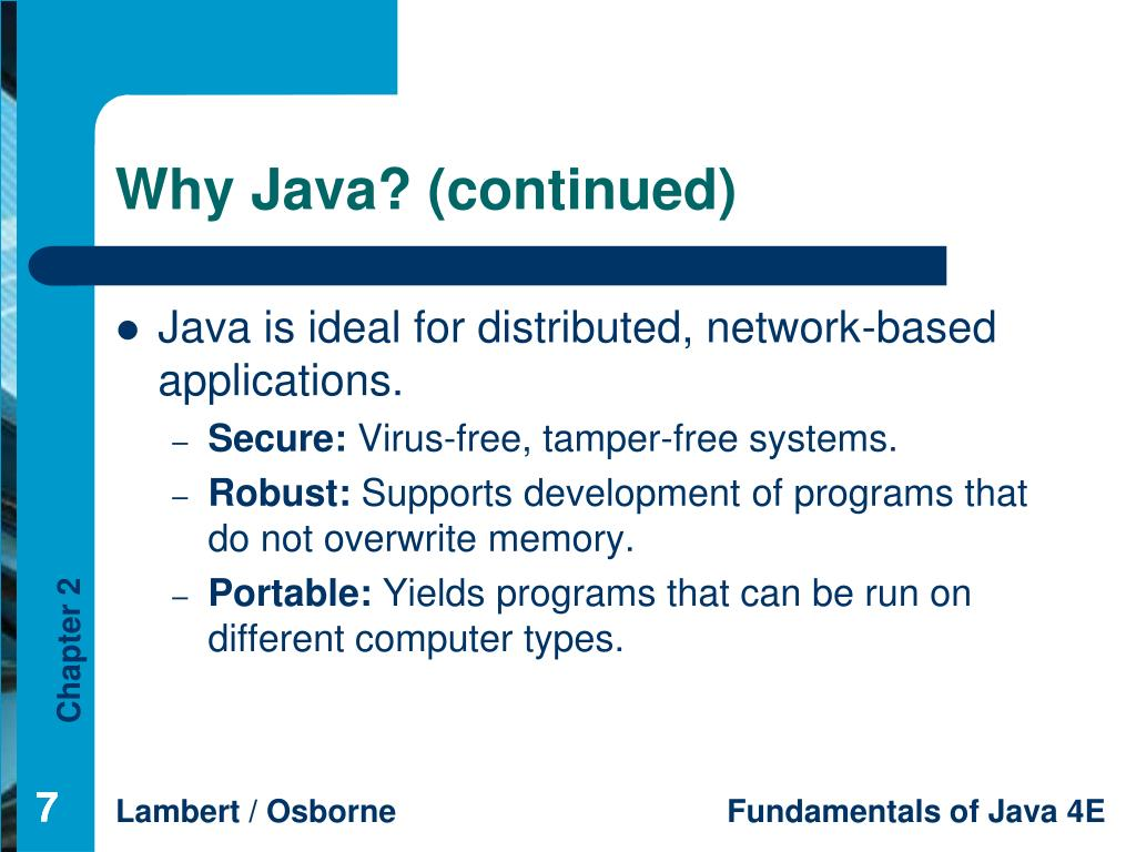 PPT - Chapter 2 First Java Programs PowerPoint Presentation