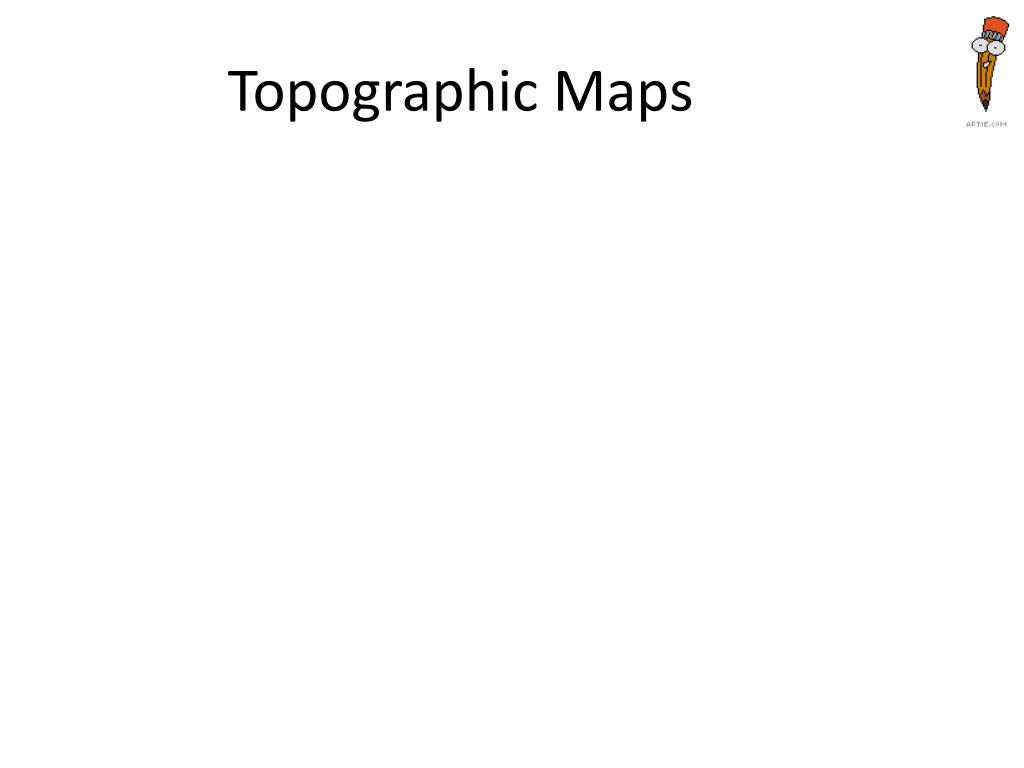 ppt topographic maps powerpoint presentation id 1838003