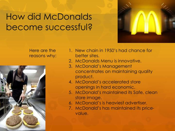 mcdonalds financial analysis All of this information has been moved to: .