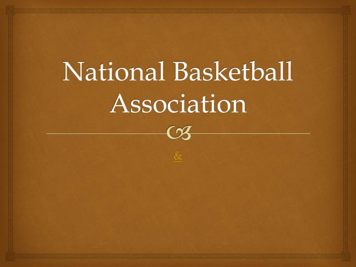 national basketball association n.