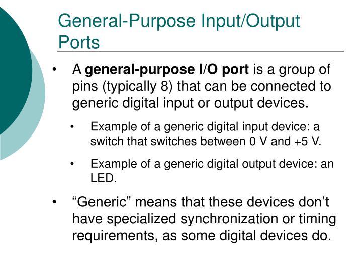 General-Purpose
