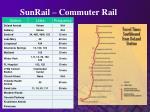 sunrail commuter rail
