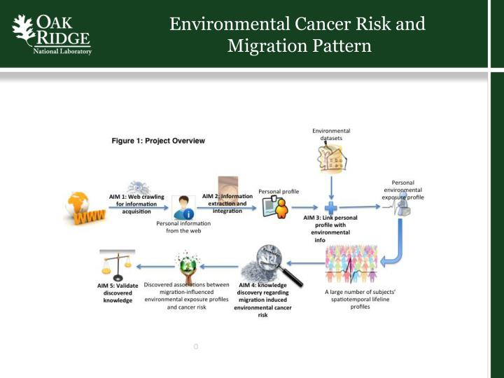 Environmental cancer risk and migration pattern1