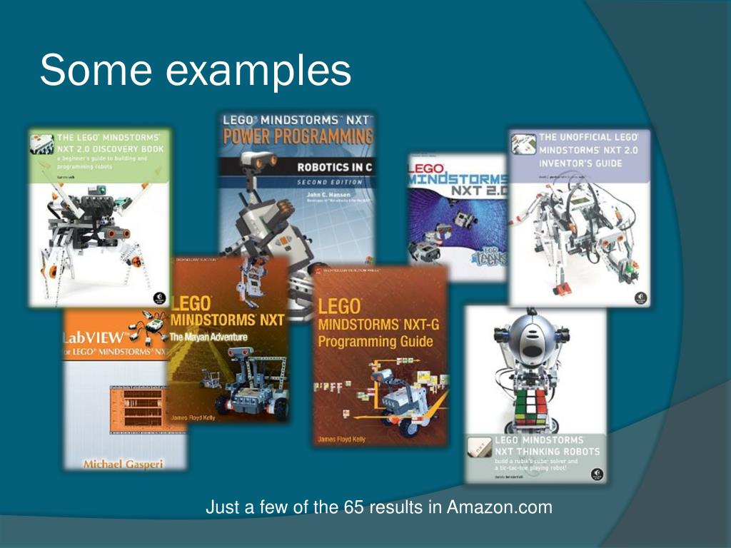 PPT - Lego Mindstorms NXT PowerPoint Presentation - ID:1839262
