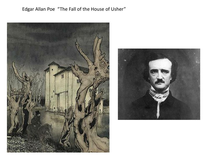 "edgar allan poes mockery of transcendentalism in the fall of the house of usher Let us write you a custom essay sample on ""the fall of the house of usher"" by edgar allan poe as the mock of transcendentalism."