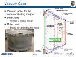 vacuum case
