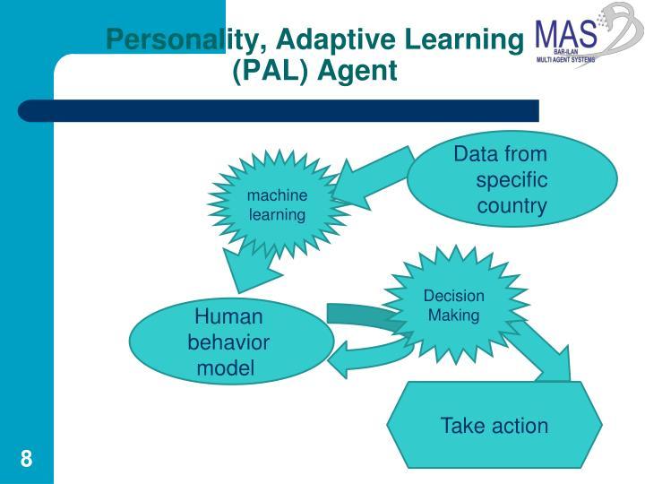 Personality, Adaptive Learning