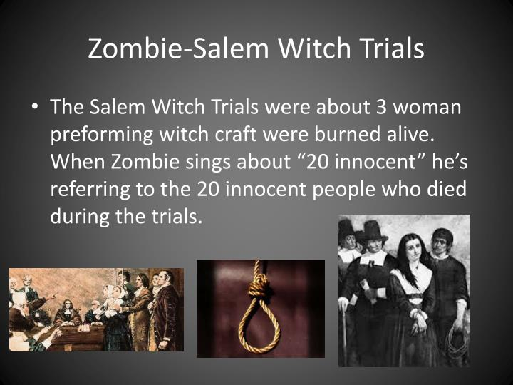the causes of the salem witch trials (dbq) essay list of 5 possible causes of the salem witch trials the salem witch trials were a series of witchcraft trials that took place in 1692 in massachusetts nearly 200 people were accused of witchcraft and by the end of the trials, 19 were sentenced to death by hanging and executed.
