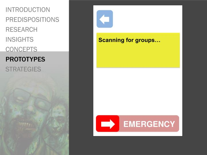 Scanning for groups…