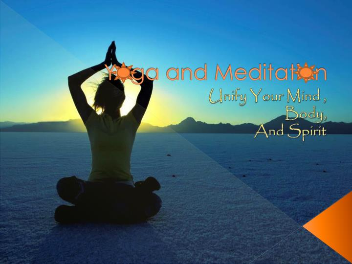 Ppt yoga and meditation powerpoint presentation id1841304 yoga and meditation toneelgroepblik Images