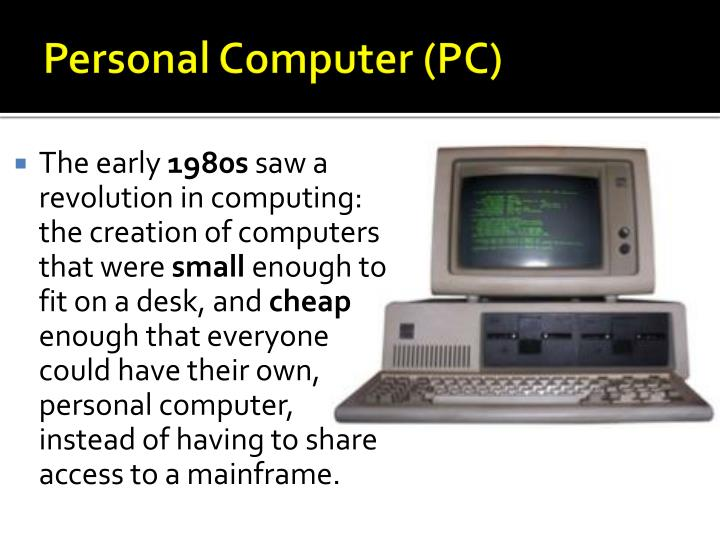 the creation of computers The following brief history of computing is a timeline of how computers evolved from their humble beginnings to the machines of today.