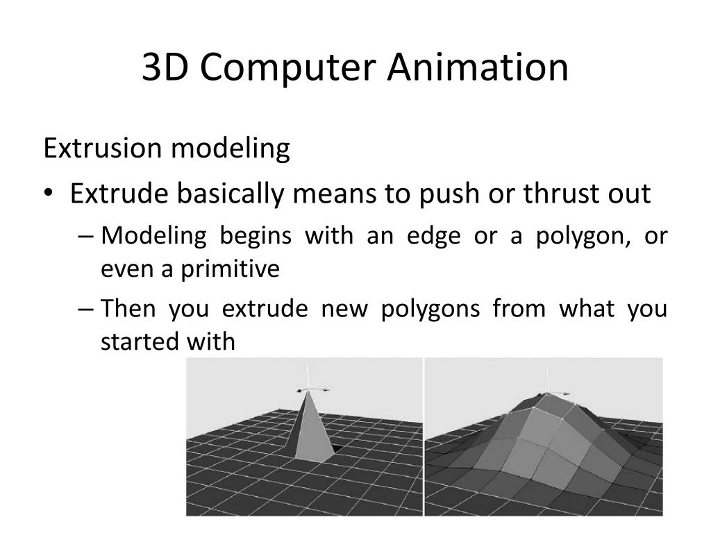 PPT - SKM 4200 Computer Animation PowerPoint Presentation