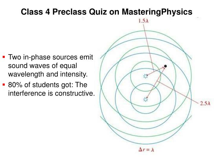 PPT - PHY132 Introduction to Physics II Class 4 – Outline