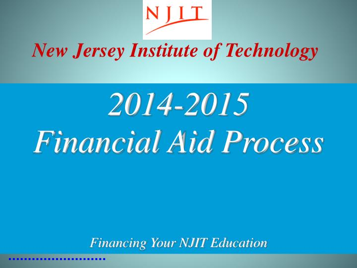 new jersey institute of technology n.