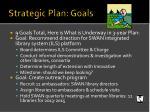 strategic plan goals