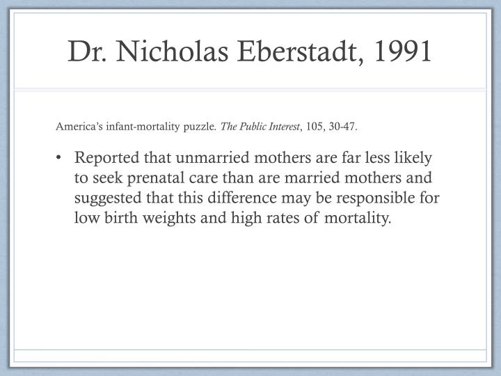 Dr. Nicholas