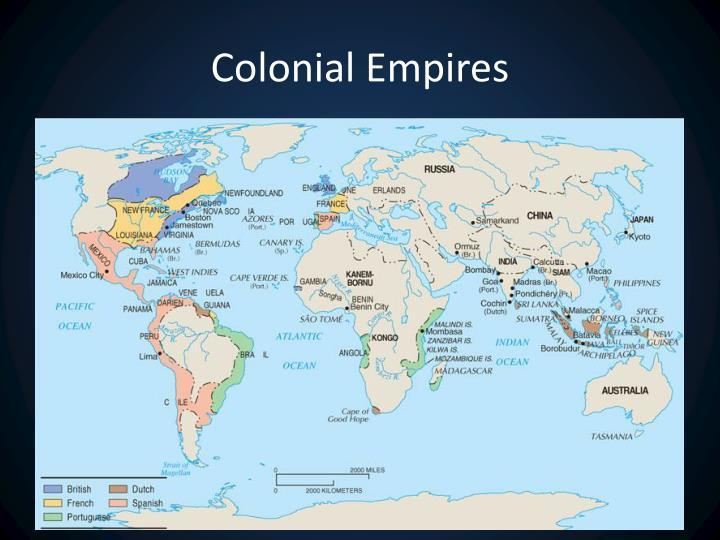 Colonial Empires